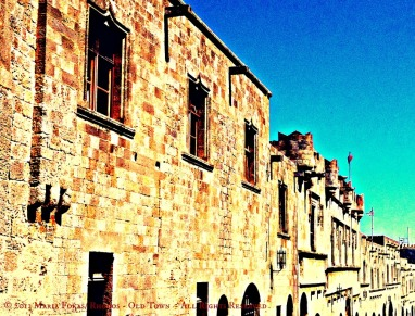 Rhodos - Old Town / 2013