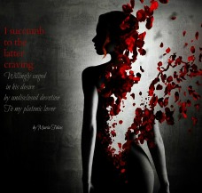 Disintegrate in the Whisper of his Voice