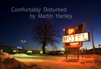 Martin Hanley - Comfortably Diisturbed