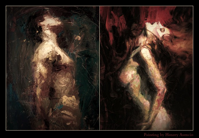 Henry Asencio 1972 - Ameican Abstract Expressionists painter - Tutt'Art@ - (3)